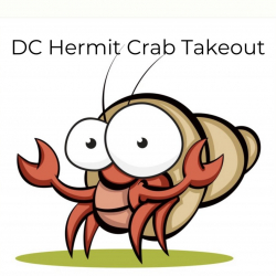 DC Hermit Crab Takeout