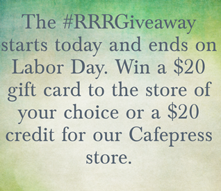 The RRR Summer Giveaway