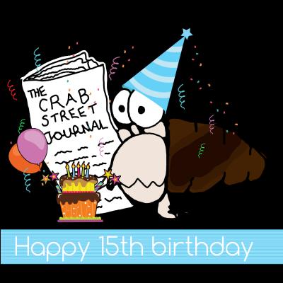 October 17, 2016 CSJ turns 15!
