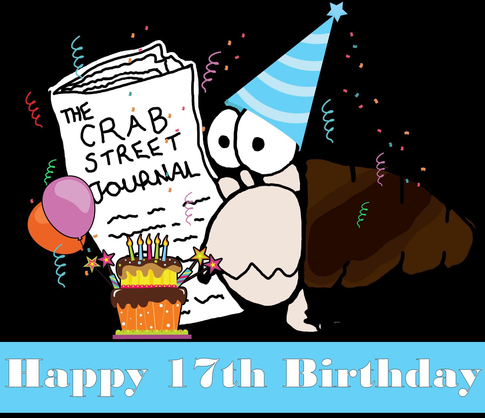 CSJ turns 17 on Oct 17 2018!!